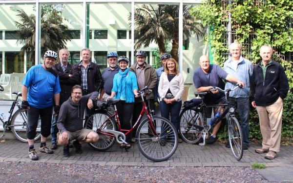 BSG Fahrrad-Treff … in 2017 wird geradelt