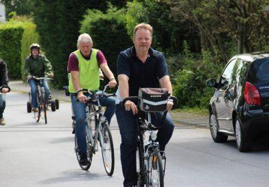 Radeln auf der Spargelroute – BSG Biker unterwegs
