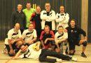 Training der Volleyballer beginnt…
