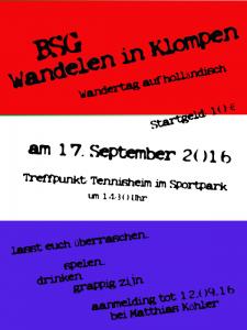 wandertag-2016