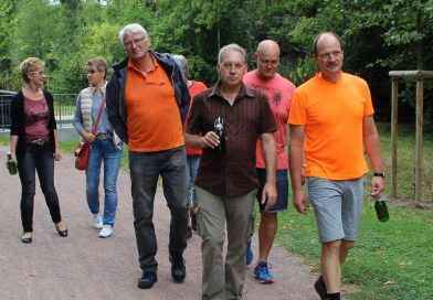 Wandertag 2016 – Wandelen in Klompen