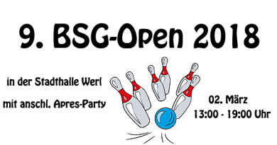 9. BSG-Open 2018