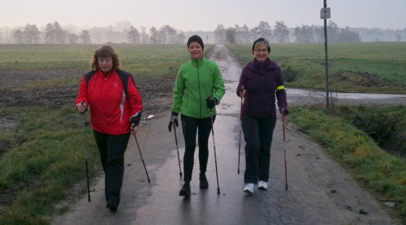 Nordic Walking Treff gegründet