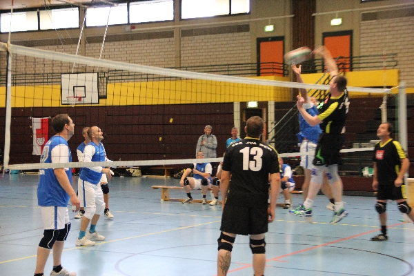 Abteilung Volleyball im Neuaufbau